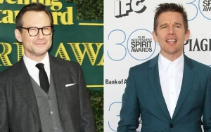 Christian Slater Once Helped Young Ethan Hawke Calm Down Before Audition
