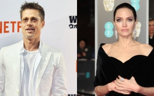 Brad Pitt Hits Back at 'Manipulative' Angelina Jolie Over Child Support Feud