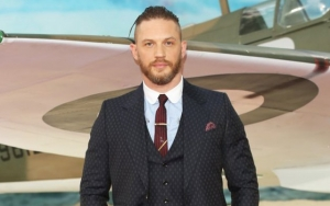 Tom Hardy Talks About the Reason Why He's Invited to Royal Wedding