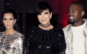 Kris Jenner Claims Kim Kardashian and Kanye West Are Solid After Some Dramas