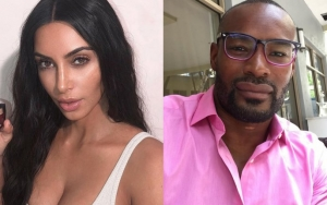 Kim Kardashian Hits Back at Critics Who Say Her Response to Tyson Beckford Is Homophobic
