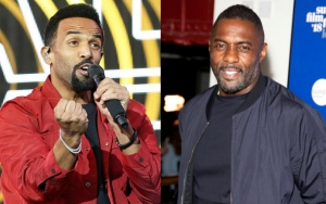 Video: Craig David and Idris Elba Perform at Fashion Designer's Wedding