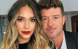 Robin Thicke and GF April Geary Love Expecting Baby No. 2