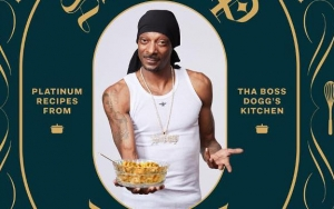 Snoop Dogg Releasing New Cookbook 'From Cook to Crook'