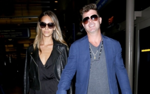 Robin Thicke's Girlfriend Had Miscarriage Before First Pregnancy