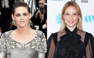 Kristen Stewart Stoked by Lucy Liu's 'Charlie's Angels' Supportive Comments