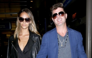 Find Out the Gender of Robin Thicke and April Love Geary's Second Child