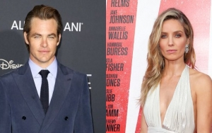 Chris Pine Takes Annabelle Wallis on Vacation With His Family