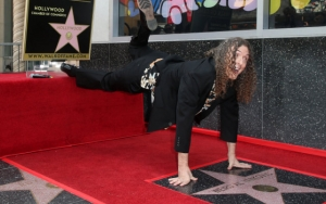 Weird Al Yankovic Gets Star on Hollywood Walk of Fame - See How Excited He Is