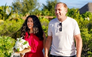 Salma Hayek Shares Pics From Surprise Wedding Vow Renewal Ceremony