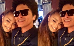 Janet Jackson Wants a Bruno Mars Collaboration