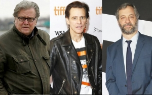 New Yorker Festival Uninvites Steve Bannon Following Jim Carrey and Judd Apatow's Dropout Threats