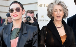 Rose McGowan Disagrees With Maureen Lipman's 'Mixed Messages' Comments on #MeToo