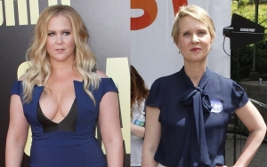 Amy Schumer Slams Cynthia Nixon's Lack of Connection to Govern New York