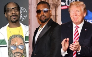 Snoop Dogg Dubs Kanye West Racist for Donald Trump Support