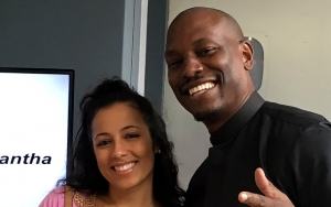 Tyrese Gibson and Wife Samantha Lee Welcome First Child Together