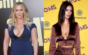 Amy Schumer Volunteered for Arrest at D.C. Protest Rally, Emily Ratajkowski Confirms Hers