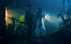 Camila Cabello and Bazzi Recreate Romeo and Juliet's First Meeting in 'Beautiful' Video