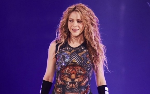 Shakira Tells Security to Back Off After Fan Crashes Stage at Mexico Show