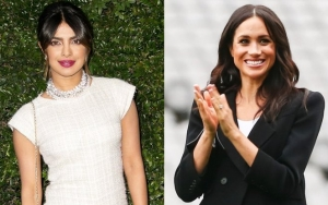 Priyanka Chopra: I Need to Catch Up to Meghan Markle and Have Babies