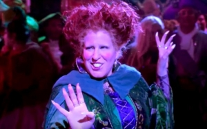 Bette Midler Officially Joins Freeform's 'Hocus Pocus' Reunion Special