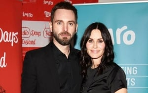Courteney Cox Not Putting Marriage Label in Johnny McDaid Romance