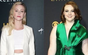 Lili Reinhart Backs 'Riverdale' Co-Star Shannon Purser Amid Online Attack