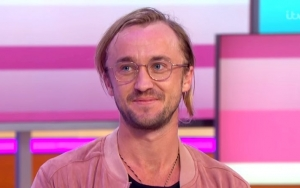 Fans Freak Out Over 'Harry Potter' Star Tom Felton's New Look on TV Appearance