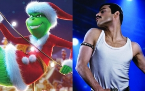'The Grinch' Steals Its Way to Box Office's Top Spot, Topples 'Bohemian Rhapsody'