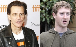 Jim Carrey Slams Mark Zuckerberg With Hidden Expletive Message and Artwork