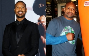 Michael B. Jordan Has Roy Jones Jr. Answering to His Boxing Fight Challenge