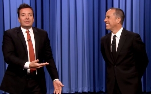 Watch: Jerry Seinfeld Comes to Jimmy Fallon's Rescue on Thanksgiving