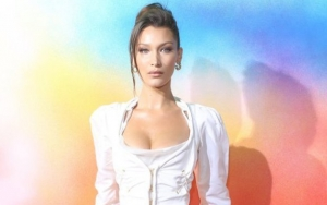 Bella Hadid Shares Bloody Runway Story - Watch the Video
