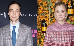 Jim Parsons' Accidental Slip on Kaley Cuoco's Birthday Surprise Amused Her