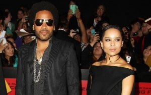Lenny Kravitz Proclaims Love for Zoe in Her 30th Birthday Tribute