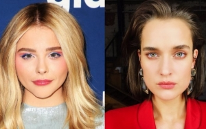New Couple Alert? Chloe Moretz Spotted Making Out With Model Kate Harrison