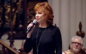 Watch: Reba McEntire Delivers Heartfelt Rendition of 'The Lord's Prayer' at Bush's Funeral