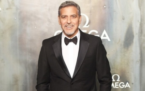 George Clooney Mingles With Casamigos Staff on Las Vegas Christmas Trip