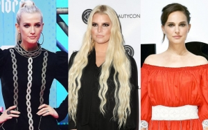Ashlee Simpson 'So Proud' of Sister Jessica After Conflict With Natalie Portman
