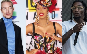 Did Diplo Just Ask Cardi B to Move On With Him After Offset Split?