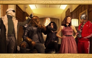 Doom Patrol Wishes You Happy Holiday in First Teaser