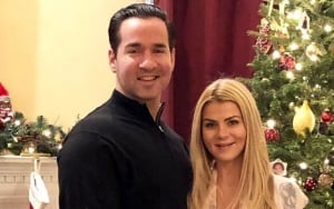 Mike 'The Situation' Sorrentino and New Wife Have a Merry Christmas Prior to Prison