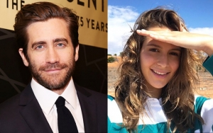 Jake Gyllenhaal and Jeanne Cadieu Flaunt Romance in Paris
