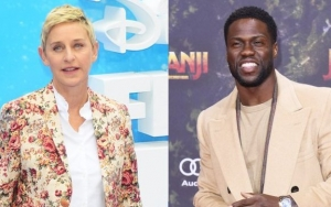 Ellen DeGeneres Gets Called Betrayer for Kevin Hart Support Over Oscars Controversy
