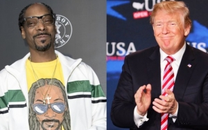 Snoop Dogg Rallies Government Employees Affected by Shutdown to Vote Against Donald Trump