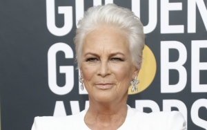 Jamie Lee Curtis Vents Frustration Over Fiji Water Photobomb at 2019 Golden Globes