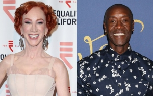 Kathy Griffin Conveys Respect to Don Cheadle for Calling Off Twitter Feud