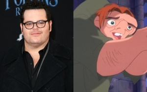 Josh Gad Eyed as Hunchback in Disney's Live-Action Musical