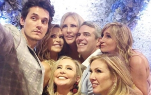 Image result for andy cohen baby shower