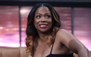 'Celebrity Big Brother': Kandi Burruss Cries in Bathroom All Night Because of Tamar Braxton
